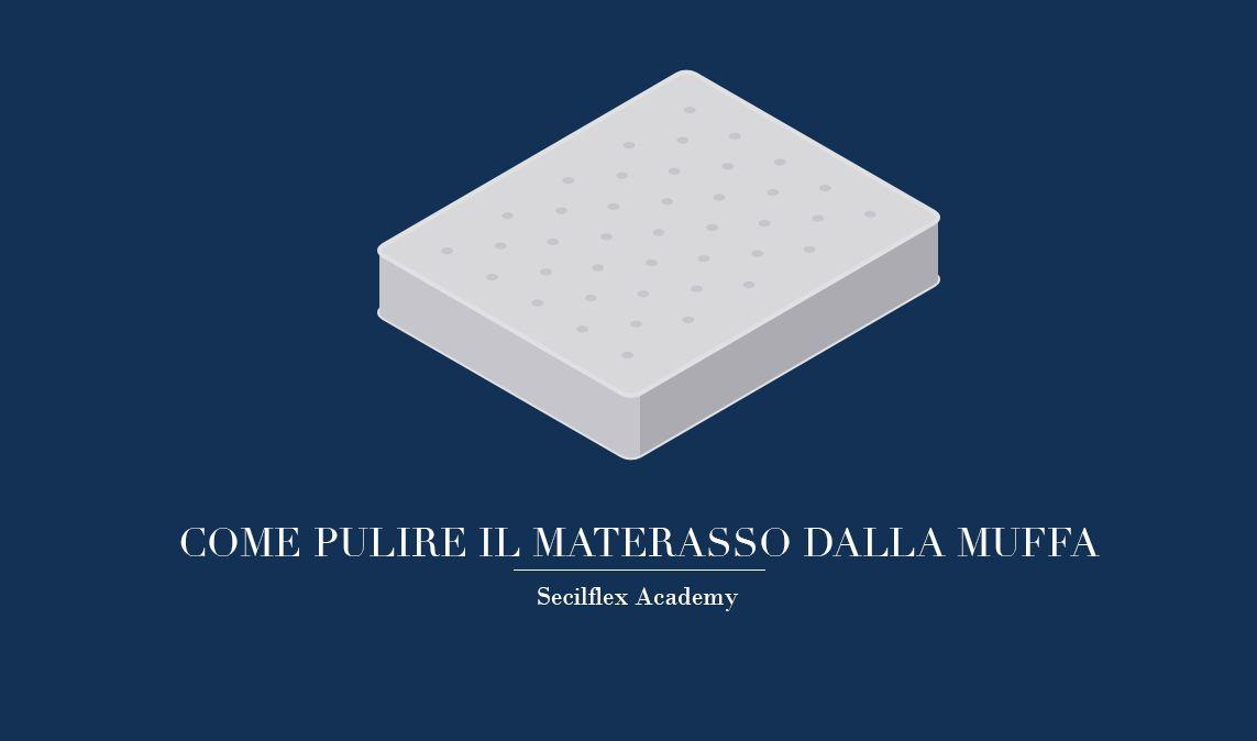 Il Re Del Materasso Montesilvano.Come Pulire Il Materasso Dalla Muffa Secilflex Eccellenti In Materia