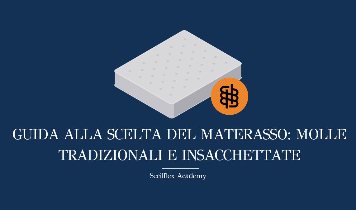 Caratteristiche Materassi.Guida Al Materasso Con Molle Tradizionali E Insacchettate
